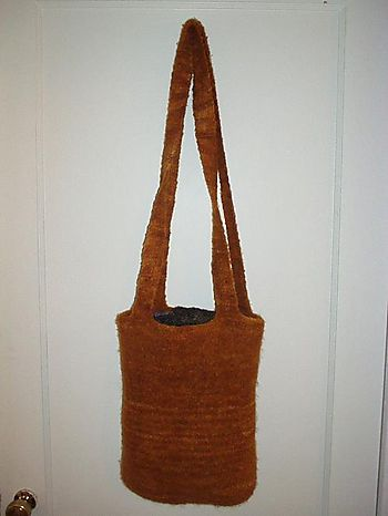 Manos Felted Tote